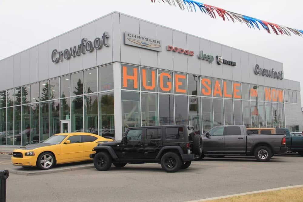 Crowfoot Dodge Chrysler