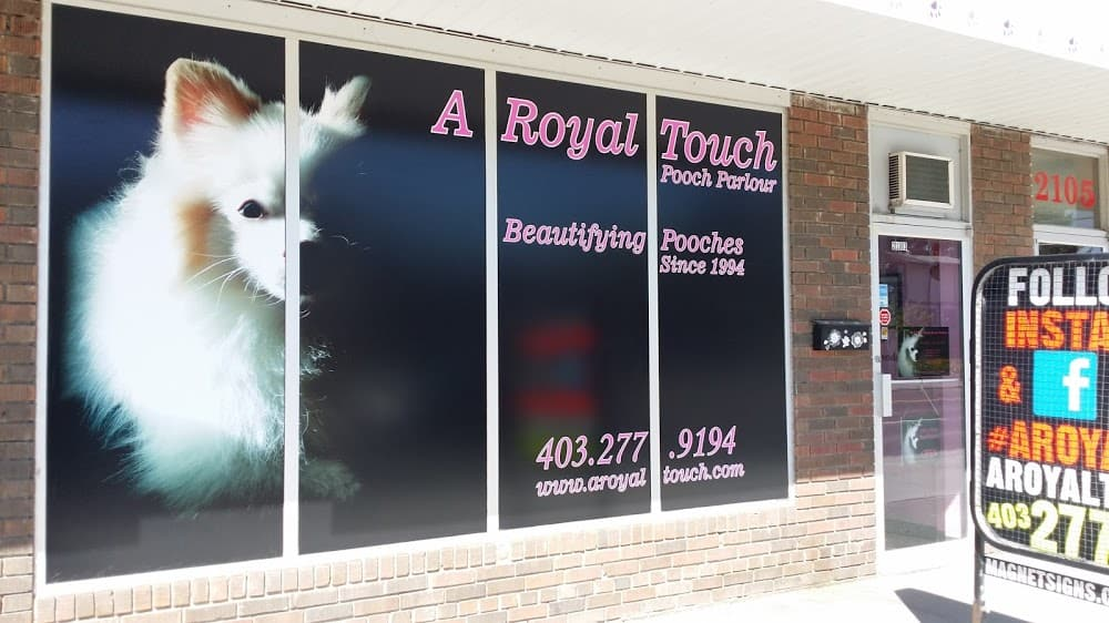 A Royal Touch Pooch Parlour Ltd.