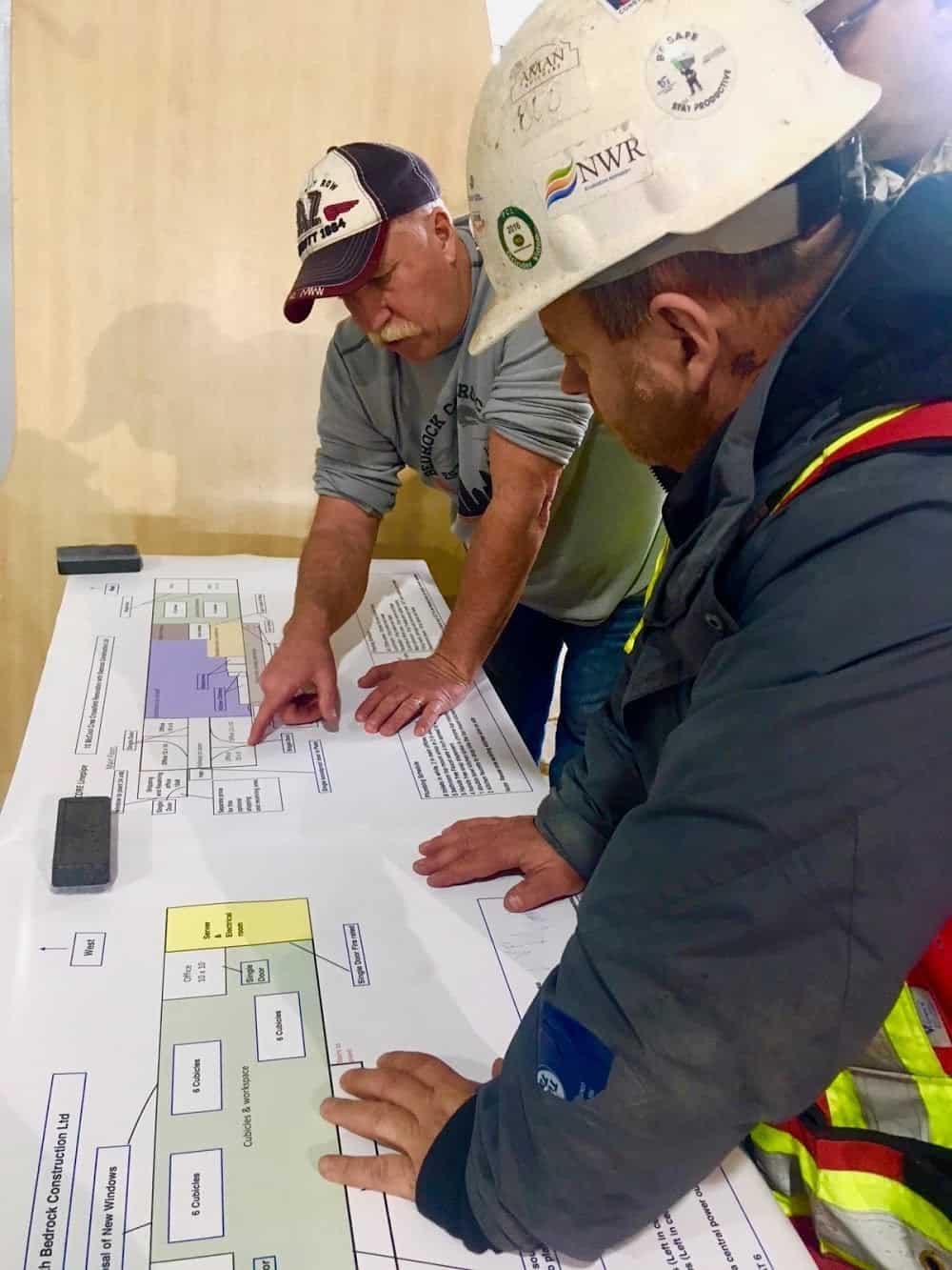 Bedrock Construction Ltd.
