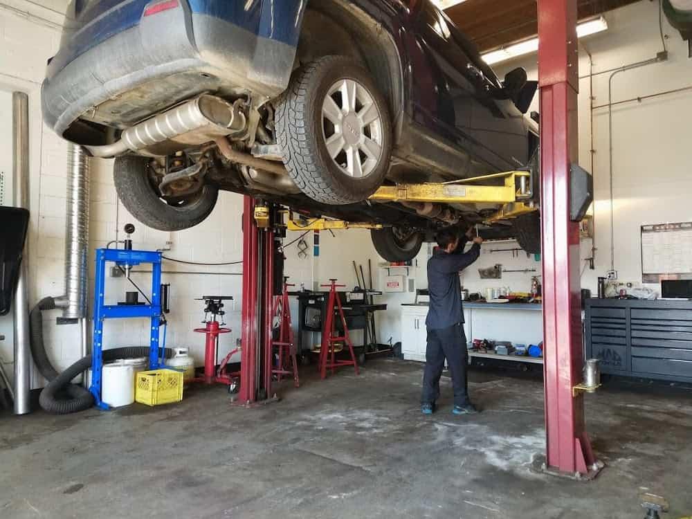 Calgary Auto Repair Services