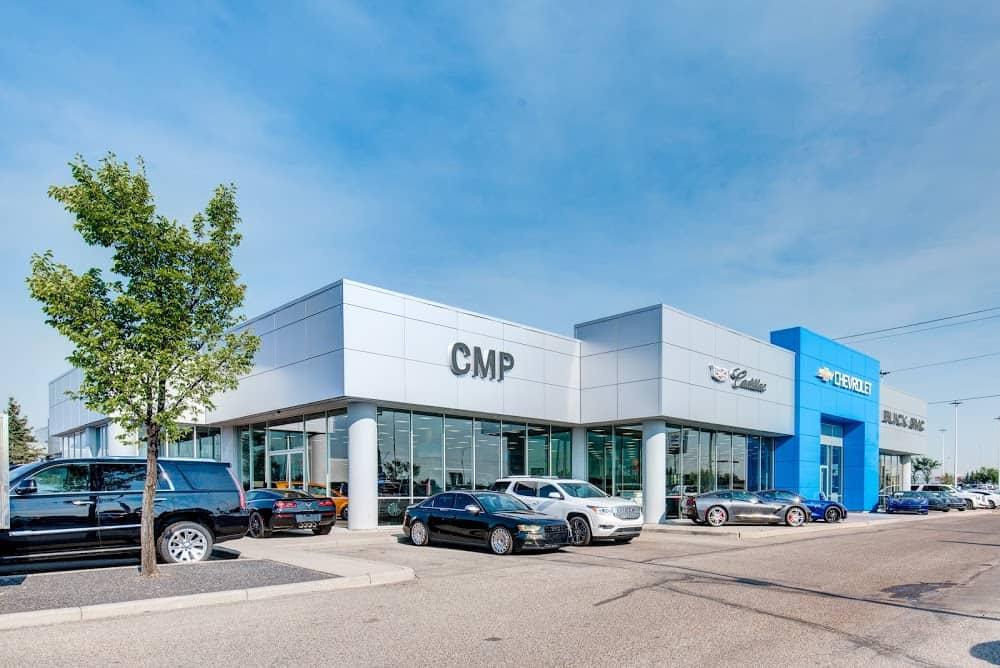 CMP Chevrolet Cadillac Buick GMC