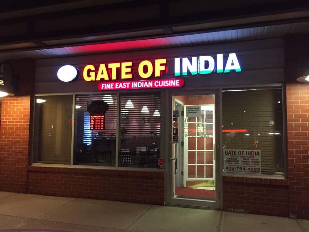 Gate of India Calgary