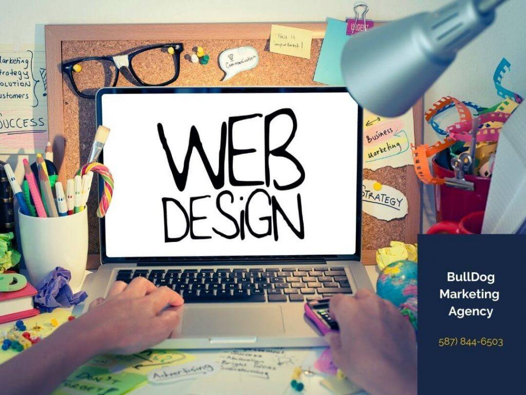 website designer calgary