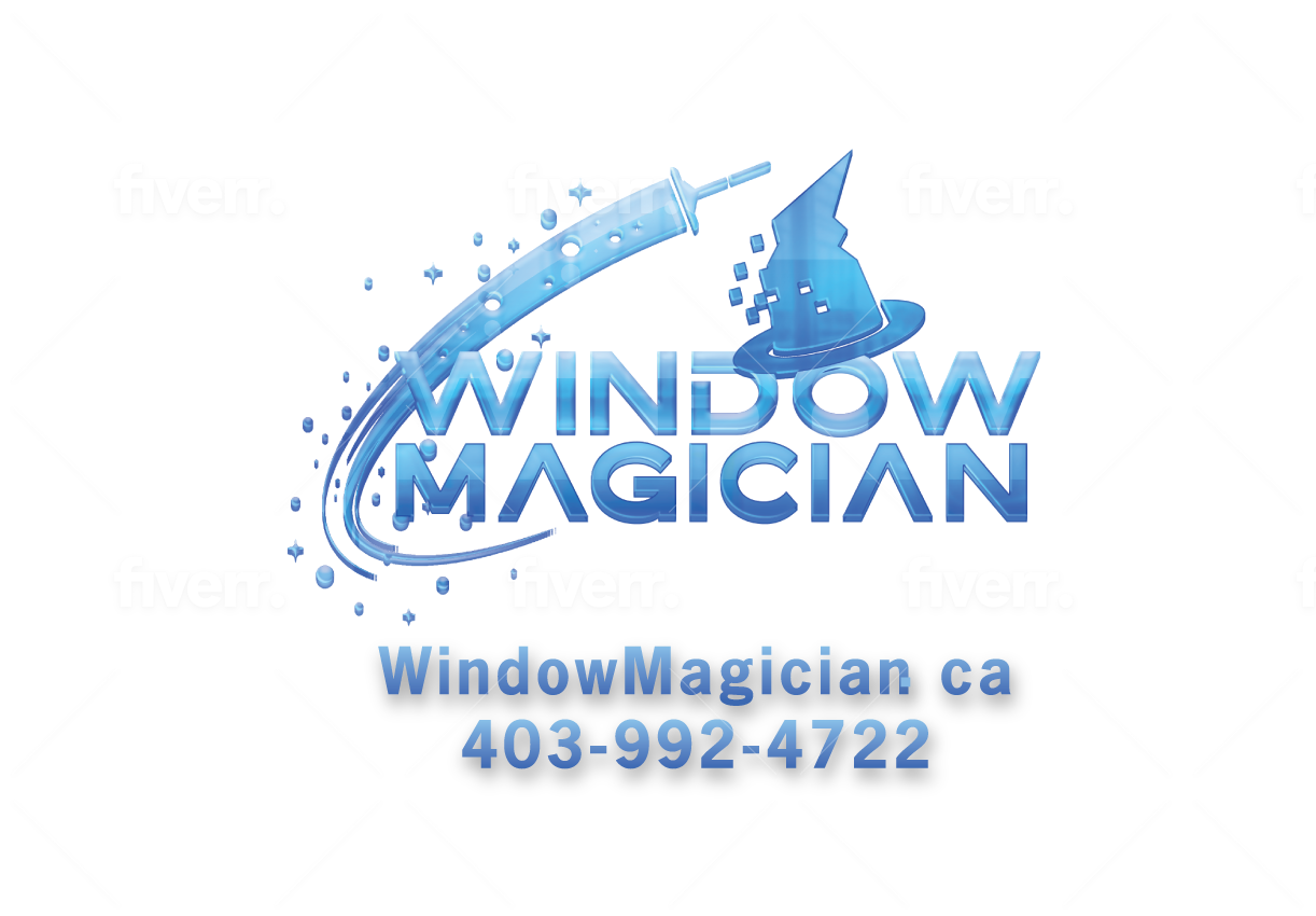 Let the Window Magician amaze you!